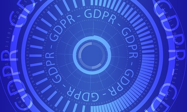 Gdpr Regulation Protection Data